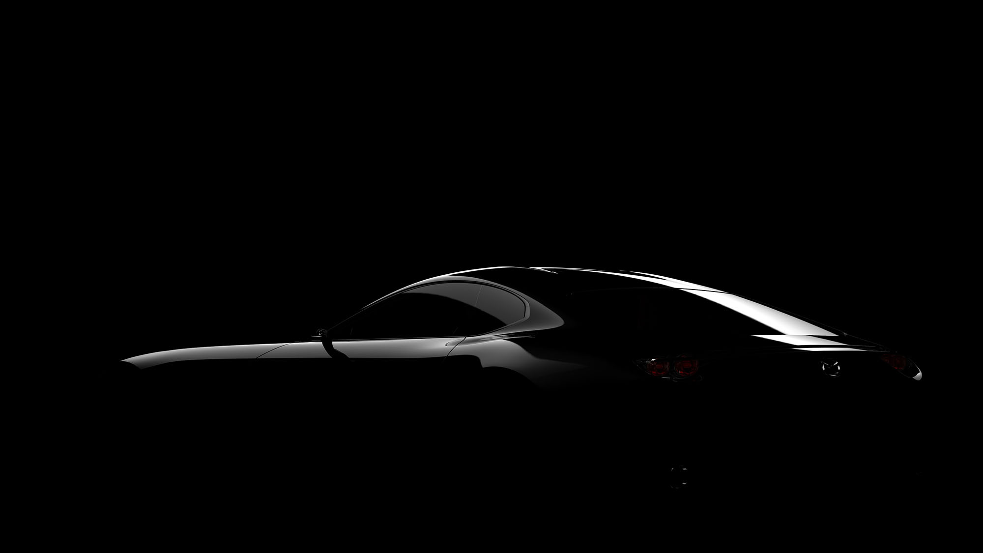 Mazda's new sports car concept (CNW Group/Mazda Canada Inc.)