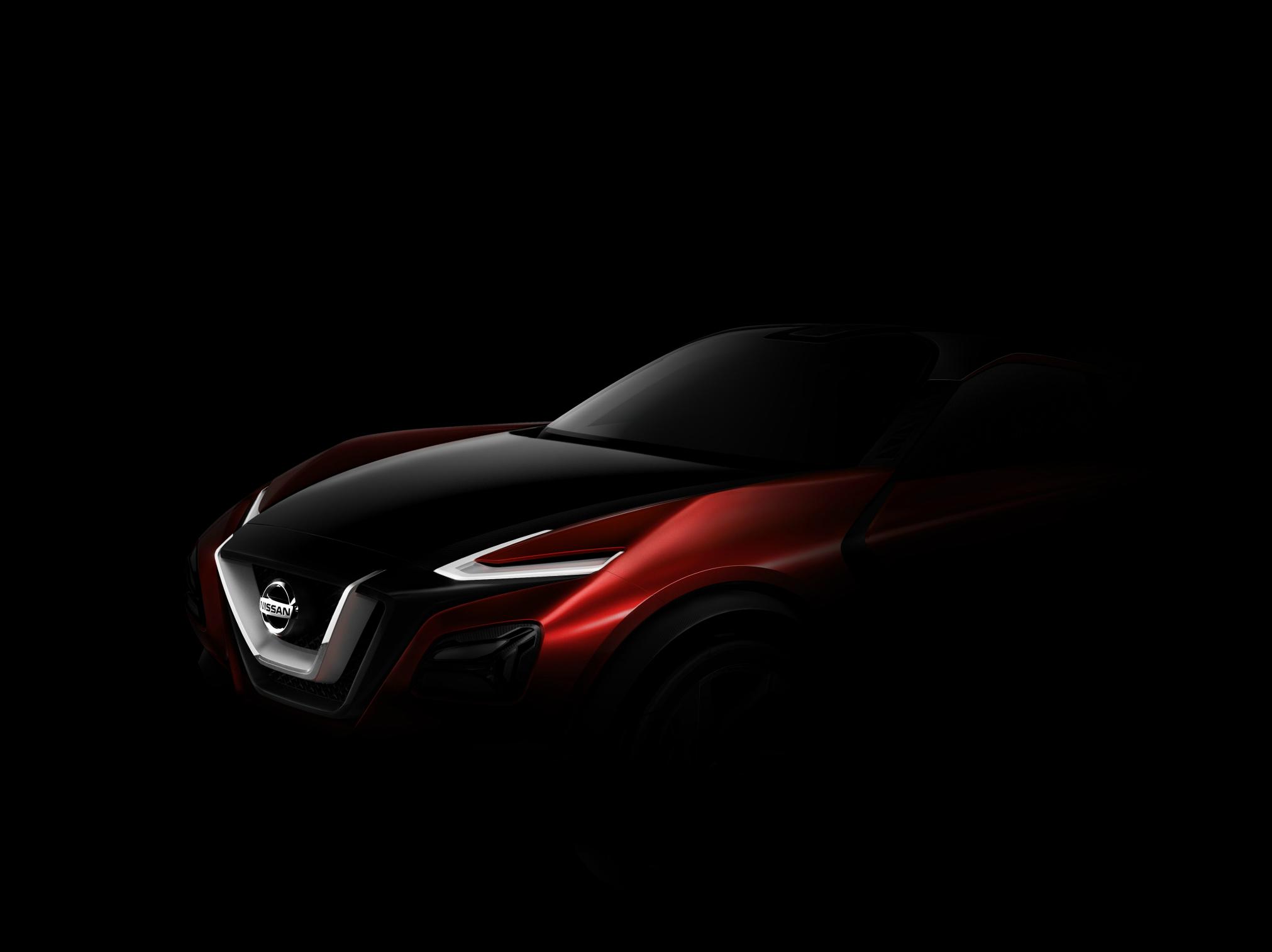 Nissan Concept - Frankfurt