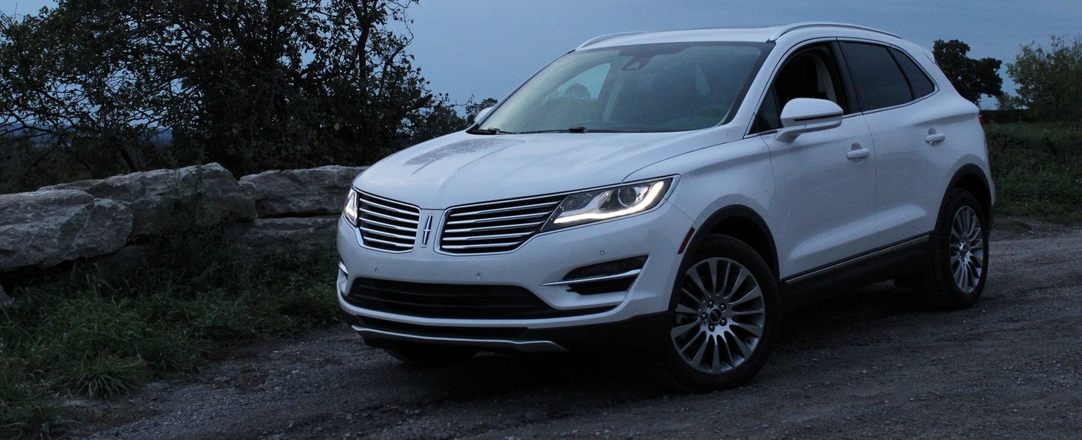 Look over here! With the MKC, Lincoln is looking to attract a new generation of buyers, without alienating their customer base.