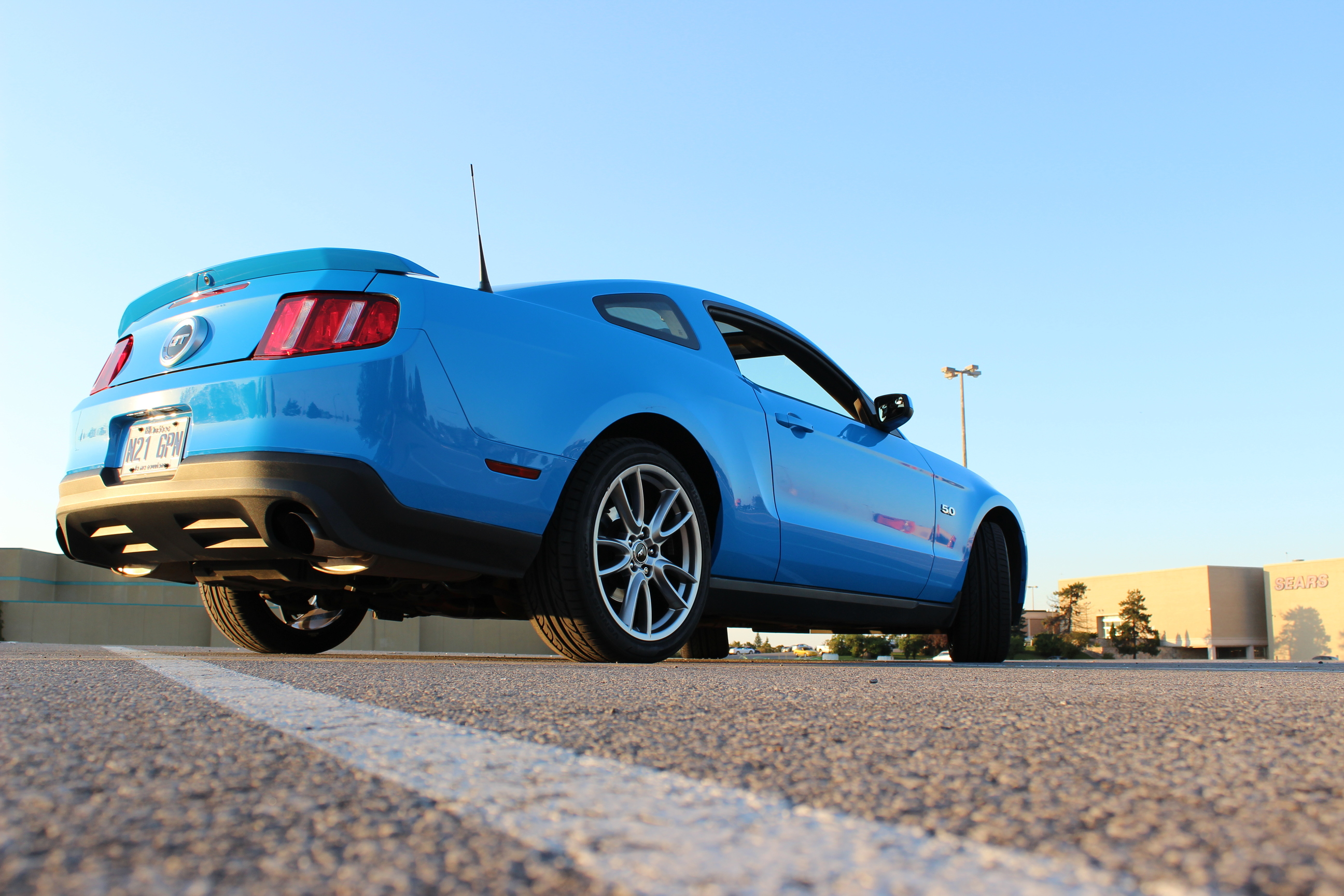 2012 Ford Mustang GT Lines and Power Galore but Not for the Faint